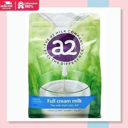 Sữa a2 úc, sữa tươi nguyên kem dạng bột - 13033507 , 21061515 , 15_21061515 , 275000 , Sua-a2-uc-sua-tuoi-nguyen-kem-dang-bot-15_21061515 , sendo.vn , Sữa a2 úc, sữa tươi nguyên kem dạng bột