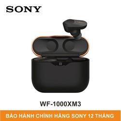 Tai nghe không dây có công nghệ chống ồn Sony WF-1000XM3 - WF1000XM3
