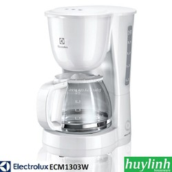 Máy pha cà phê Electrolux ECM1303W - 1.5 lít