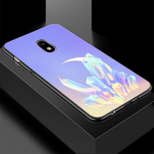 Ốp lưng cứng viền dẻo dành cho điện thoại samsung galaxy j7 2015 - ánh trăng nghệ thuật ms trang001