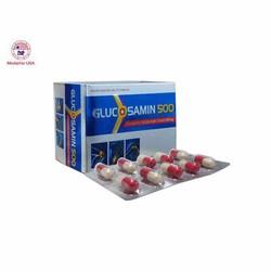 GLUCOSAMIN 500 - hỗ trợ xương khớp