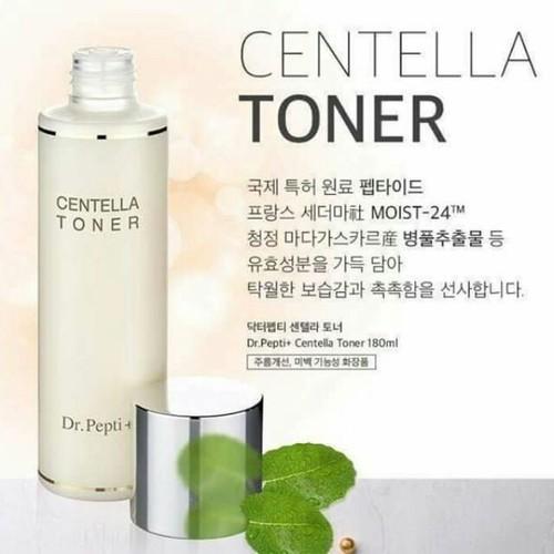 Dr pepti centella toner - nước hoa hồng cân bằng đô ẩm - 13050659 , 21085150 , 15_21085150 , 550000 , Dr-pepti-centella-toner-nuoc-hoa-hong-can-bang-do-am-15_21085150 , sendo.vn , Dr pepti centella toner - nước hoa hồng cân bằng đô ẩm