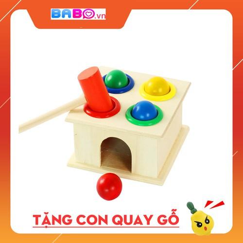 Đồ chơi gỗ hộp đập bóng vui nhộn luyện kết hợp tay mắt cho bé yêu tg29 - 17853489 , 22405738 , 15_22405738 , 48800 , Do-choi-go-hop-dap-bong-vui-nhon-luyen-ket-hop-tay-mat-cho-be-yeu-tg29-15_22405738 , sendo.vn , Đồ chơi gỗ hộp đập bóng vui nhộn luyện kết hợp tay mắt cho bé yêu tg29