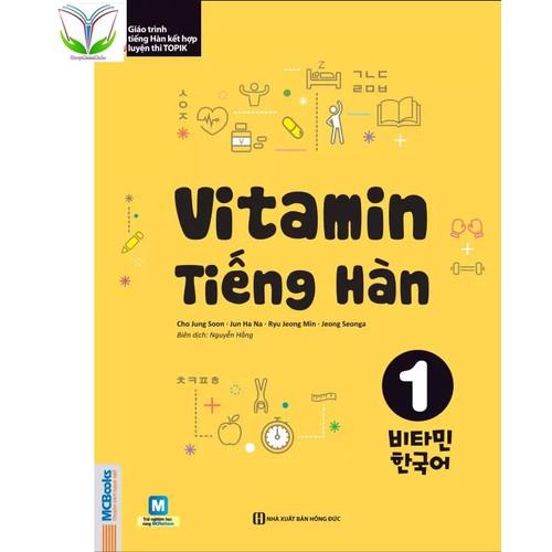 Vitamin Tiếng Hàn