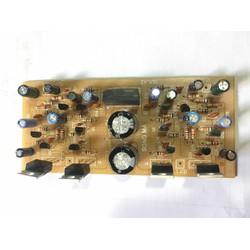 Mạch Khuếch Đại Âm Thanh Stereo Công Suất 60W Sử Dụng TIP41 TIP42