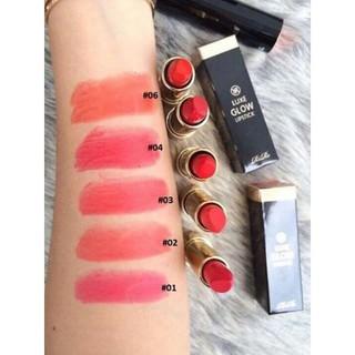 Son môi Bấm RiRe - Luxe Glow Lipstick - Son môi RiRe - Luxe Glow thumbnail