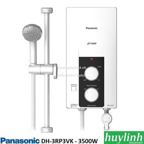 Máy nước nóng trực tiếp có bơm panasonic dh-3rp2vk – 3500w