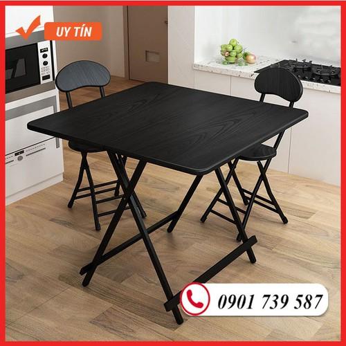 Bàn ghế gỗ gấp - bàn ghế ăn uống