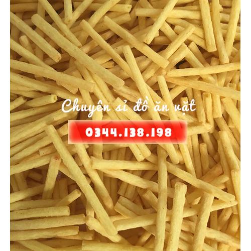 1kg khoai tây sấy phô mai - đặc sản đà lạt