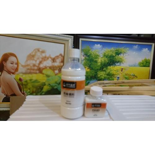 Dung dịch pha acrylic loại 500ml