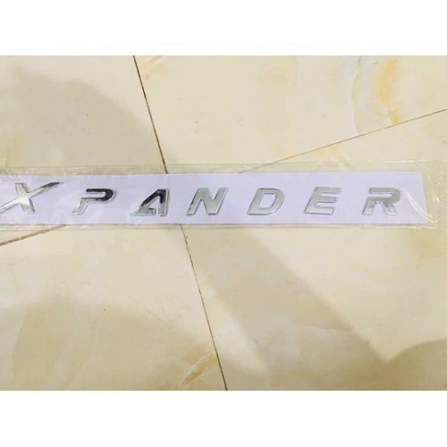 Tem chữ dán xpander  mạ crom loại 1 - 13044366 , 21076434 , 15_21076434 , 149000 , Tem-chu-dan-xpander-ma-crom-loai-1-15_21076434 , sendo.vn , Tem chữ dán xpander  mạ crom loại 1