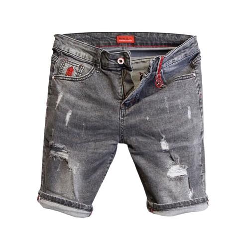 Quần short jean nam wash rách xám phong cách - xưởng áo hạnh phúc - 13060876 , 21098261 , 15_21098261 , 200000 , Quan-short-jean-nam-wash-rach-xam-phong-cach-xuong-ao-hanh-phuc-15_21098261 , sendo.vn , Quần short jean nam wash rách xám phong cách - xưởng áo hạnh phúc
