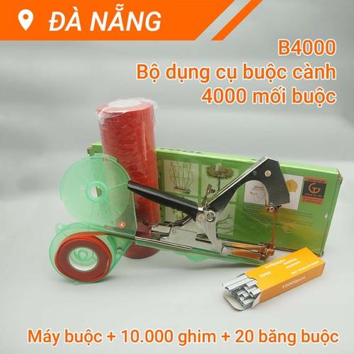 Dụng cụ buộc cành + 10.000 ghim + 20 cuộn băng buộc - 17444871 , 21080710 , 15_21080710 , 399000 , Dung-cu-buoc-canh-10.000-ghim-20-cuon-bang-buoc-15_21080710 , sendo.vn , Dụng cụ buộc cành + 10.000 ghim + 20 cuộn băng buộc