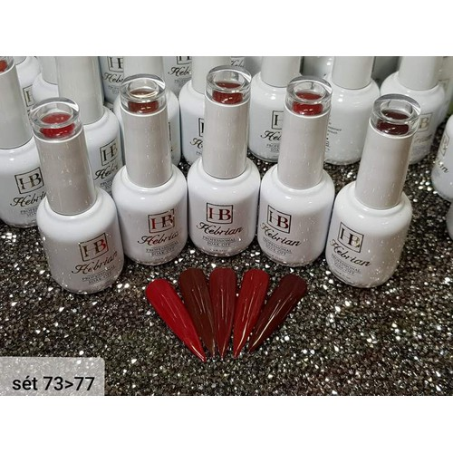 Sơn gel  hebrian 15 ml - hp 73-77