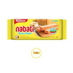 Bánh Xốp Phô Mai  NABATI 130g
