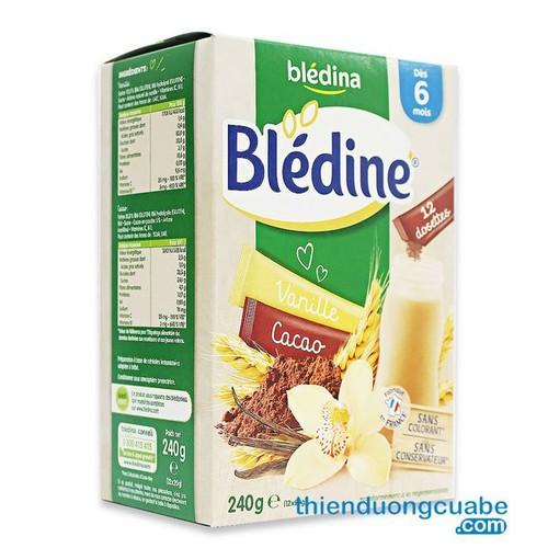 Bột lắc sữa bledina cacao vani 6m 240gram - 13048434 , 21082455 , 15_21082455 , 135000 , Bot-lac-sua-bledina-cacao-vani-6m-240gram-15_21082455 , sendo.vn , Bột lắc sữa bledina cacao vani 6m 240gram