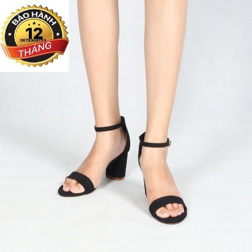 Giày cao gót nữ 3-5-7 phân cao cấp_bao kiểm tra hàng