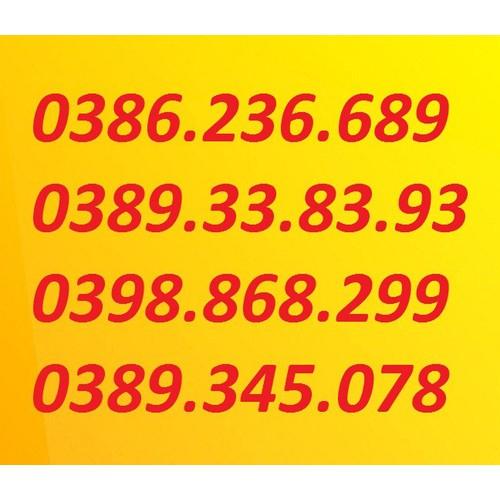 Sim đẹp viettetl sim lộc phát 208376