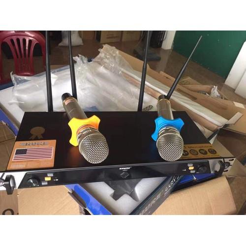 Micro không dây karaoke shure-ugx21ii - tiếng sáng hát nhẹ - main đỏ trở vàng - 12718228 , 21099631 , 15_21099631 , 2500000 , Micro-khong-day-karaoke-shure-ugx21ii-tieng-sang-hat-nhe-main-do-tro-vang-15_21099631 , sendo.vn , Micro không dây karaoke shure-ugx21ii - tiếng sáng hát nhẹ - main đỏ trở vàng