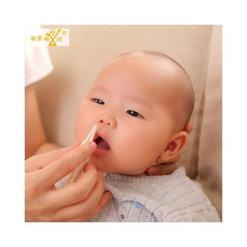 Dụng cụ nhíp lấy mũi bằng nhưa an toàn cho bé