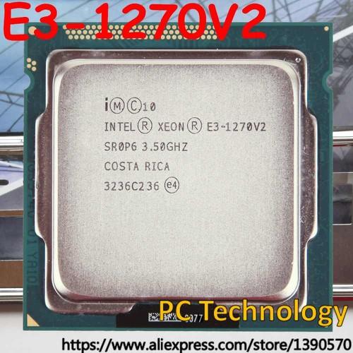 Cpu xeon e3 1270 v2 socket 1155 bảo hành 12 tháng tương đương i7 3770k