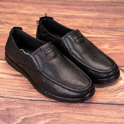 Giày nam da bò thật cam kết bảo hành 2 năm