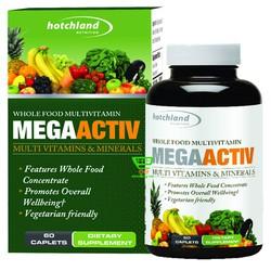 Megaactiv Thực phẩm chức năng hỗ trợ tiêu hóa