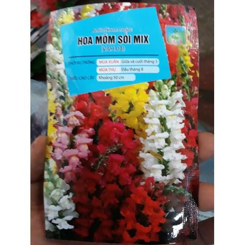 Hạt giống hoa mõm sói mix -  gói 200 hạt - 13047218 , 21079804 , 15_21079804 , 20000 , Hat-giong-hoa-mom-soi-mix-goi-200-hat-15_21079804 , sendo.vn , Hạt giống hoa mõm sói mix -  gói 200 hạt