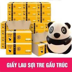 giấy gấu trúc hộp 30 gói