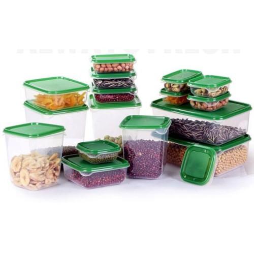 Bộ hộp nhựa đựng thức ăn 17 món cao cấp - 13063275 , 21101745 , 15_21101745 , 150000 , Bo-hop-nhua-dung-thuc-an-17-mon-cao-cap-15_21101745 , sendo.vn , Bộ hộp nhựa đựng thức ăn 17 món cao cấp