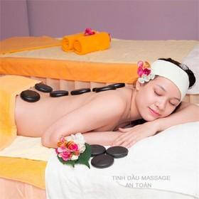Tinh dầu massage body giảm béo và thư giãn ĐỦ MÙI chai 500ML - TMA01