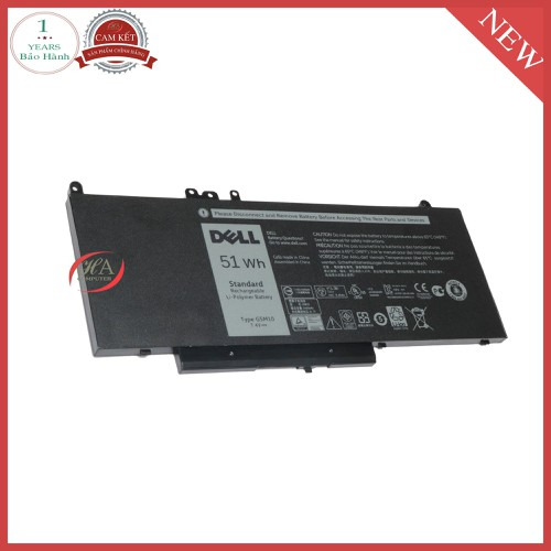 Pin dell latitude 3160 a003en 51 wh