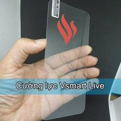 Kính cường lực Vsmart Live 9H Tempered glass | Phụ kiện Vsmart Live