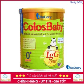 Sữa bột Colosbaby gold 0+ 1000igG 400g - Colosbaby gold 0+ 400g