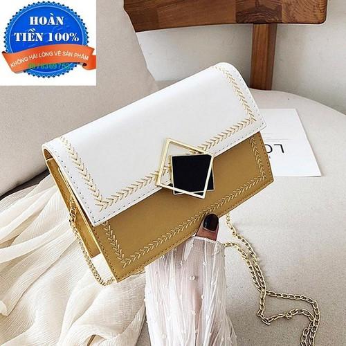 Túi đeo cho nữ kiểu dáng hợp thời trang - 13074348 , 21116798 , 15_21116798 , 1600000 , Tui-deo-cho-nu-kieu-dang-hop-thoi-trang-15_21116798 , sendo.vn , Túi đeo cho nữ kiểu dáng hợp thời trang