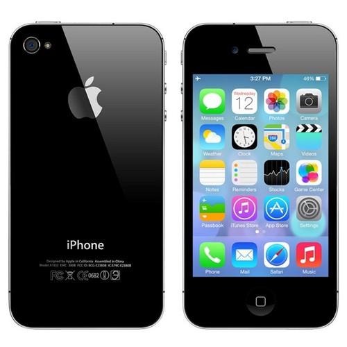 Iphone 4 8g màu đen