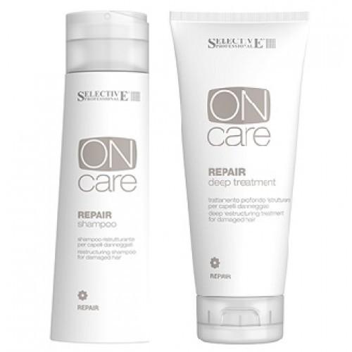 Dầu gội xả phục hồi tóc hư tổn repair oncare selective 250mlx2 - 13064793 , 21103557 , 15_21103557 , 399800 , Dau-goi-xa-phuc-hoi-toc-hu-ton-repair-oncare-selective-250mlx2-15_21103557 , sendo.vn , Dầu gội xả phục hồi tóc hư tổn repair oncare selective 250mlx2