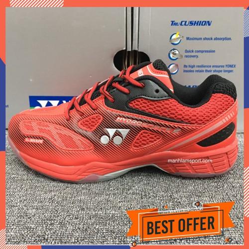 Giày cầu lông yonex hydro force 2 đỏ đen - 13064603 , 21103349 , 15_21103349 , 1230000 , Giay-cau-long-yonex-hydro-force-2-do-den-15_21103349 , sendo.vn , Giày cầu lông yonex hydro force 2 đỏ đen