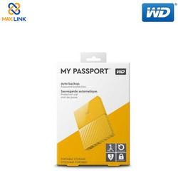 Ổ CỨNG DI ĐỘNG WD MY PASSPORT 1TB – 2.5inch USB 3.0 – VÀNG