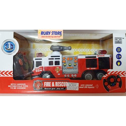 Xe cứu hỏa lớn điều khiển từ xa 7 động tác có đèn led 3d và âm thanh kèm bộ sạc - 13068357 , 21108566 , 15_21108566 , 295000 , Xe-cuu-hoa-lon-dieu-khien-tu-xa-7-dong-tac-co-den-led-3d-va-am-thanh-kem-bo-sac-15_21108566 , sendo.vn , Xe cứu hỏa lớn điều khiển từ xa 7 động tác có đèn led 3d và âm thanh kèm bộ sạc