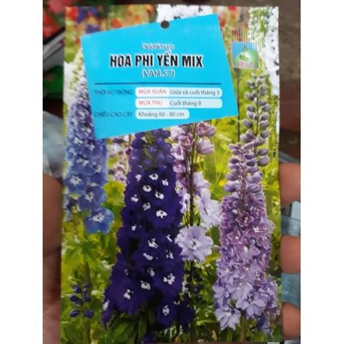 Hạt giống hoa phi yến mix -  gói 100 hạt - 13068845 , 21109212 , 15_21109212 , 20000 , Hat-giong-hoa-phi-yen-mix-goi-100-hat-15_21109212 , sendo.vn , Hạt giống hoa phi yến mix -  gói 100 hạt