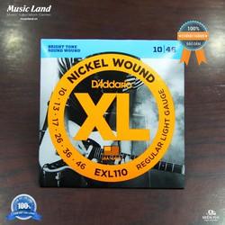 Dây đàn Guitar điện D-Addario EXL110