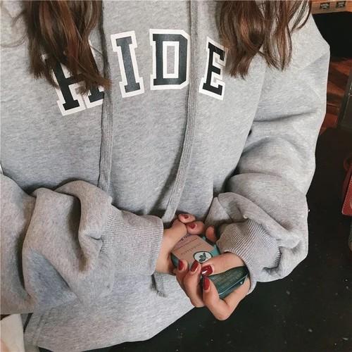 Hoodie tay dài có nón dành cho cặp đôi