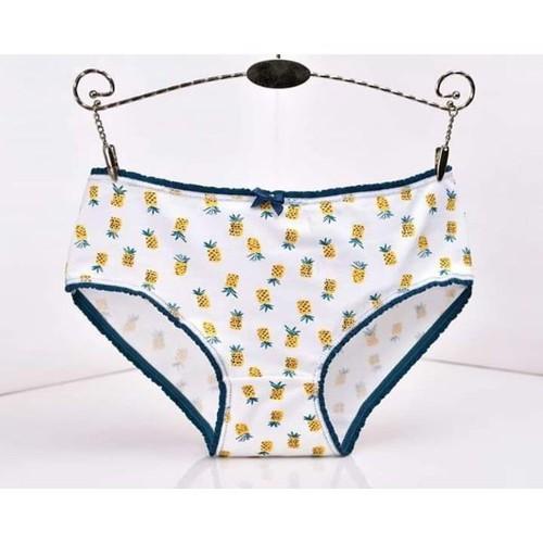 Sét 3 quần lót cute túi zip