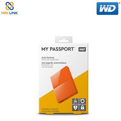 Ổ cứng di động wd my passport 4tb – 2.5inch usb 3.0 – cam - 13074564 , 21117032 , 15_21117032 , 4990000 , O-cung-di-dong-wd-my-passport-4tb-2.5inch-usb-3.0-cam-15_21117032 , sendo.vn , Ổ cứng di động wd my passport 4tb – 2.5inch usb 3.0 – cam