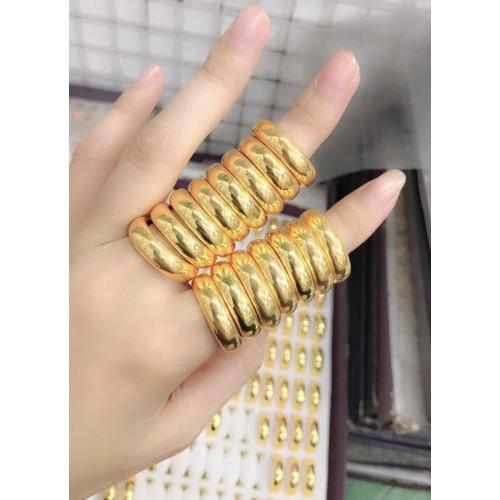 Nhẫn trơn cao cấp dát vàng 24k khắc 9999 loại 5 chỉ - 13071291 , 21112767 , 15_21112767 , 150000 , Nhan-tron-cao-cap-dat-vang-24k-khac-9999-loai-5-chi-15_21112767 , sendo.vn , Nhẫn trơn cao cấp dát vàng 24k khắc 9999 loại 5 chỉ