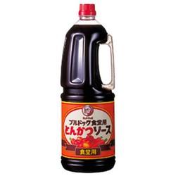 Nước Sốt Tonkatsu Sauce Bull Dog 1.8L Nhật Bản