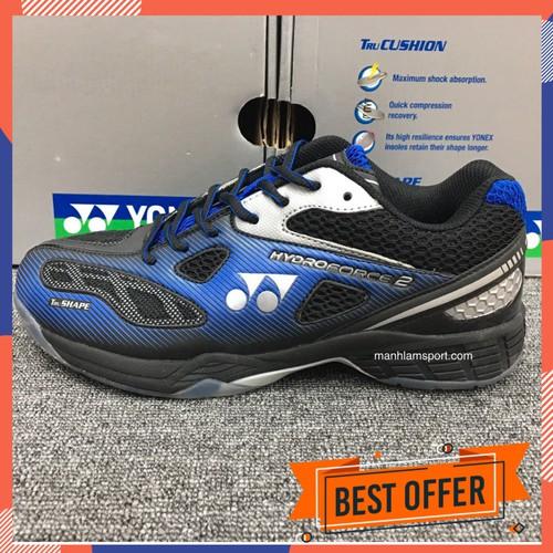 Giày cầu lông yonex hydro force 2 đen xanh - 13064565 , 21103308 , 15_21103308 , 1230000 , Giay-cau-long-yonex-hydro-force-2-den-xanh-15_21103308 , sendo.vn , Giày cầu lông yonex hydro force 2 đen xanh