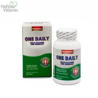 Viên Uống Bổ Sung Vitamin Và Khoáng Chất - One Daily Multivitamin and Mineral - 60 Viên - HAONPH60V thumbnail