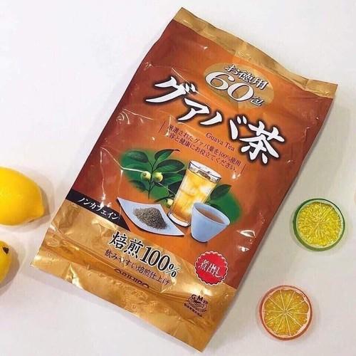 Trà giảm cân vị ổi orihiro guava tea nhật bản 60 gói. - 13085591 , 21132156 , 15_21132156 , 220000 , Tra-giam-can-vi-oi-orihiro-guava-tea-nhat-ban-60-goi.-15_21132156 , sendo.vn , Trà giảm cân vị ổi orihiro guava tea nhật bản 60 gói.